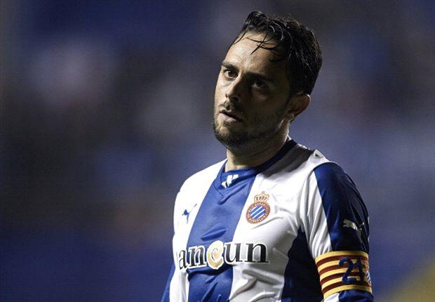Sergio García, capitán del Espanyol