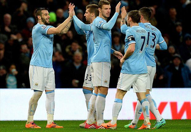 FA Cup: Manchester City nach Schützenfest weiter