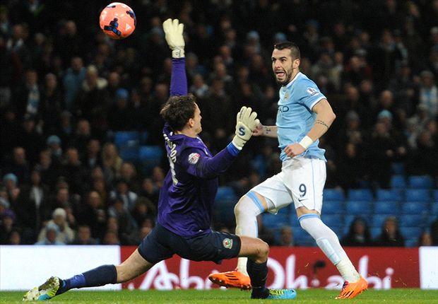 Tottenham Hotspur - Manchester City Betting Preview: Negredo to continue his hot streak