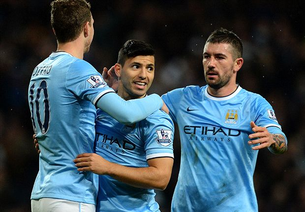 Manchester City 5-0 Blackburn: Aguero makes goalscoring return in FA Cup rout