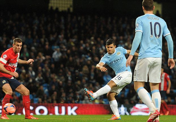 Aguero aiming for full recovery in time for Barcelona clash