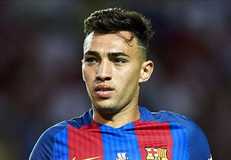 Munir se irá cedido al Valencia
