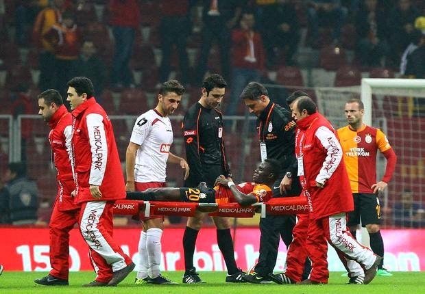 Galatasaray und Portugal werden die nächsten Monate ohne Bruma auskommen müssen
