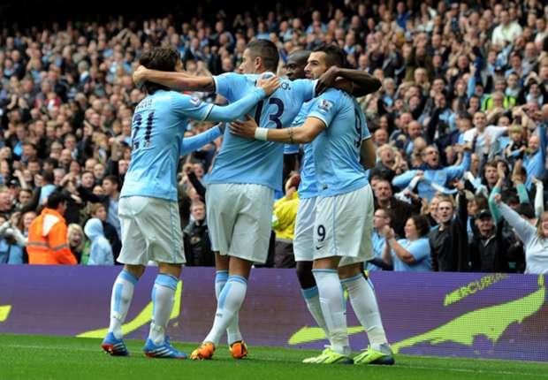 El Manchester City cuenta por victoria sus encuentros en el Etihad