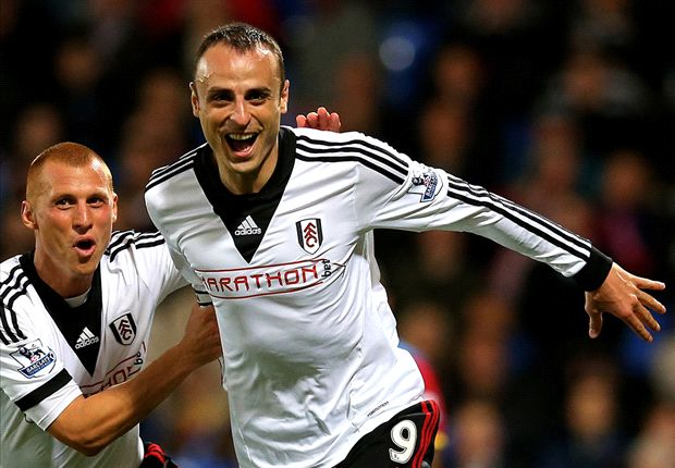 Berbatov-Holtby swap depends on Fulham's Mitroglou deal