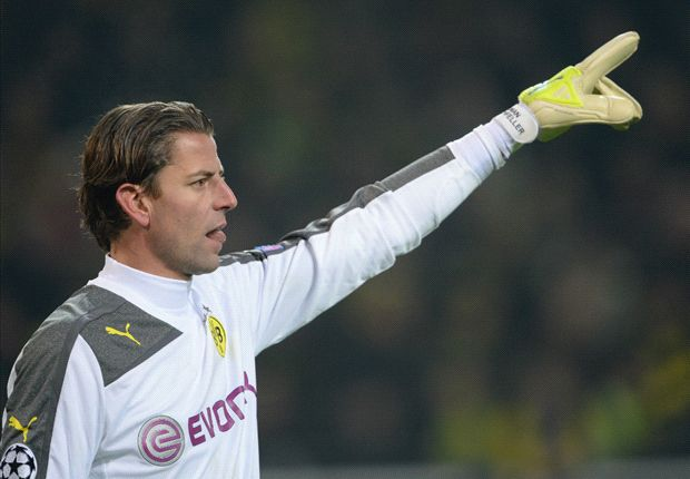 Weidenfeller urges Gundogan to stay at Dortmund