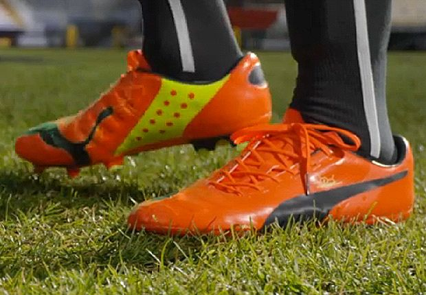 Puma launch high performance evoPOWER boot