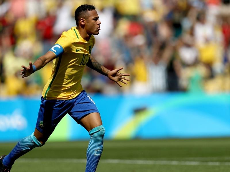 Brésil - Honduras (6-0), Neymar guide sa sélection en finale