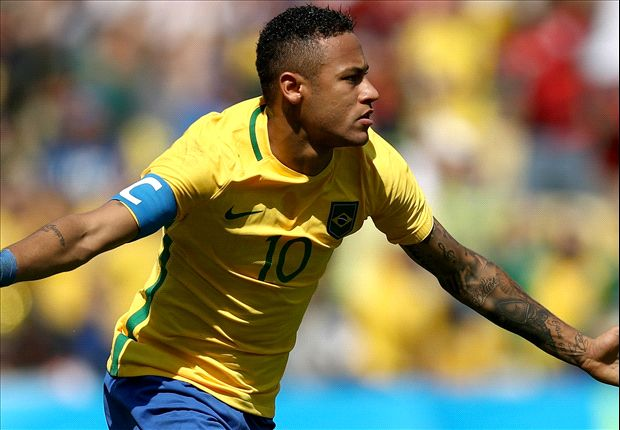 Neymar, Brazil come out blazing in semifinals