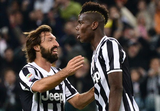 Pogba: I want to be like Pirlo