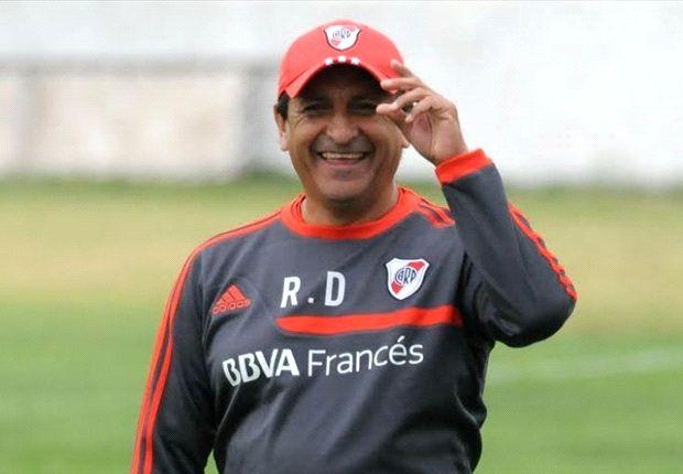 Ramón ya no busca excusas, y se muestra muy conforme con sus jugadores.