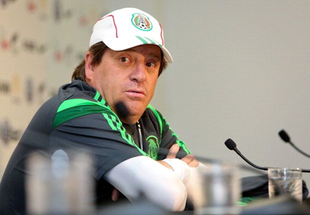 Miguel Herrera: Mexico looking to progress from group