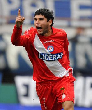 Nestor Ortigoza - Argentinos Juniors