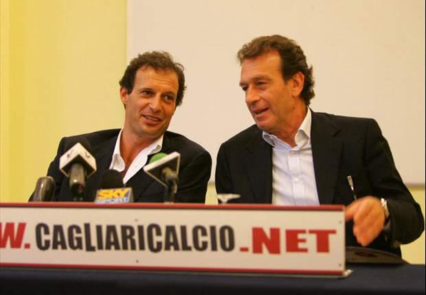 Presidente do Cagliari é detido por irregularidades em estádio