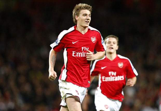 Arsenal Boss Wenger: Bendtner More Professional About His Game