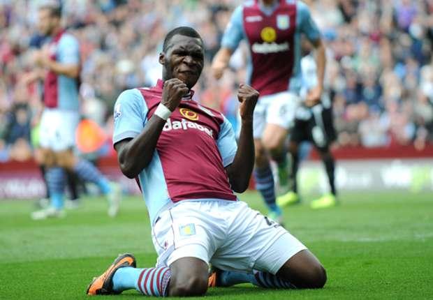 Benteke urges 'cup final' approach for Aston Villa's Premier League run-in