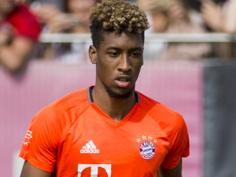 Bayern, retour à la Juventus pour Coman ?