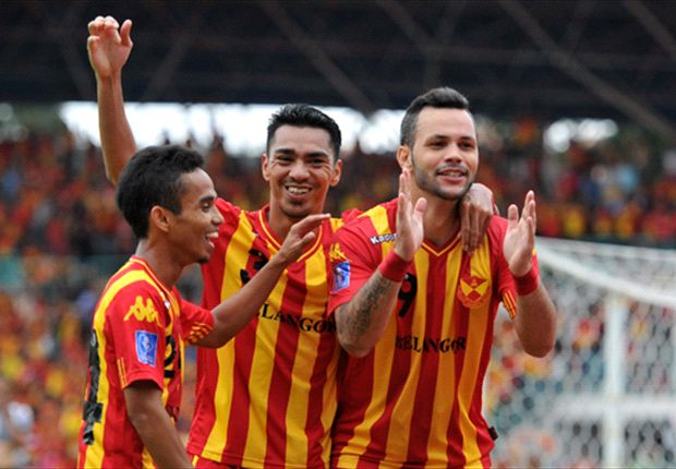 Selangor 1-0 Pahang: Rangel delivers for Red Giants