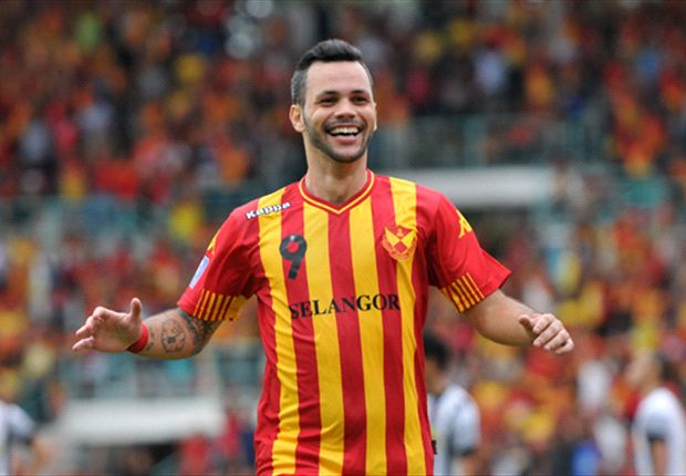 Rangel's solitary goal was enough for Selangor to claim yet another victory