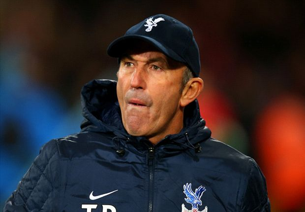 Crystal Palace boss Pulis eyes 40-point marker in battle for survival