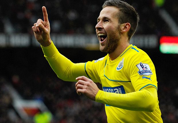 Cabaye: I am happy at Newcastle
