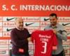 Fim da novela! Ceará é apresentado no Inter e já se coloca à disposição: 'Estou me sentindo bem'