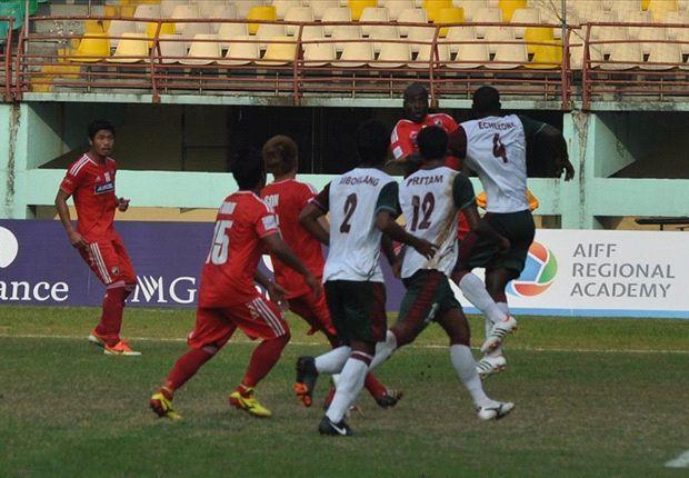 Shillong Lajong FC 0-6 Mohun Bagan: Odafa returns in style
