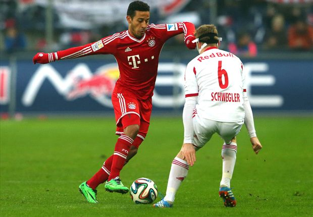 Sammer: Thiago Alcantara will be out for a while yet