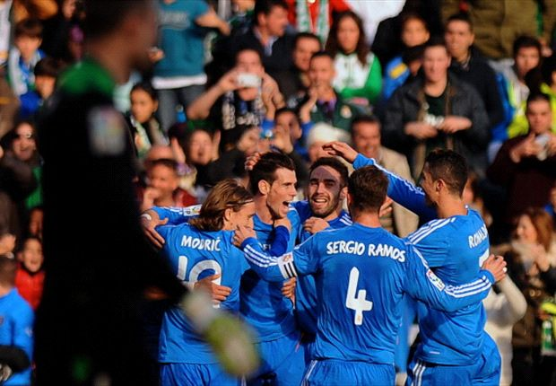 Ben Hayward: Real Madrid dispels doubts with superb start to 2014