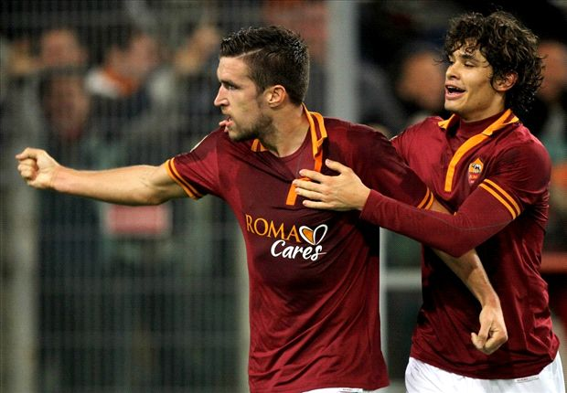 Van Gaal: Is Strootman on my Manchester United wishlist? No comment