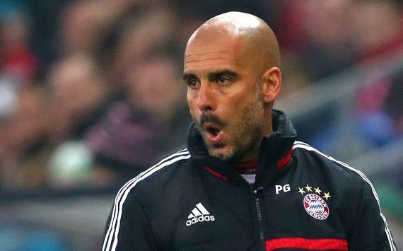 Guardiola pas inquiet par la déroute contre Salzbourg