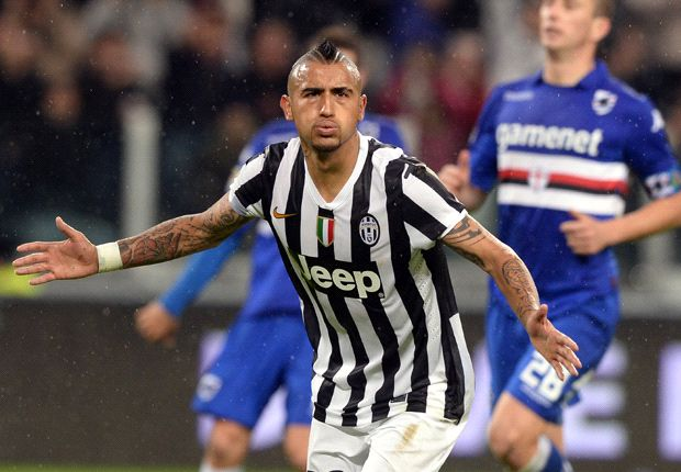 Juventus 4-2 Sampdoria: Bianconeri rack up 12th straight league win