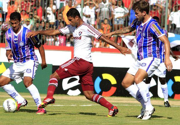 Madureira 3 x 2 Fluminense: Na estreia de Conca, Flu sai derrotado