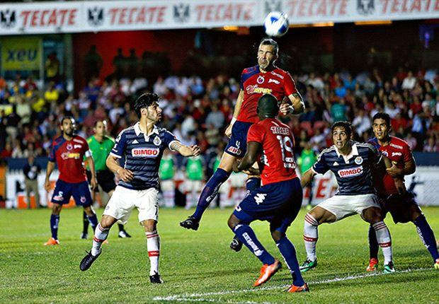 Liga Bancomer MX: Veracruz 1-1 Chivas l Vibró el puerto