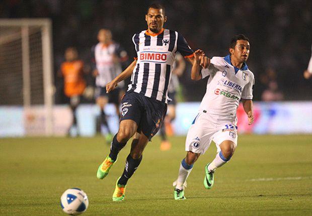 Liga Bancomer Mx: Monterrey 3-1 Querétaro   Rayados consigue el primer triunfo
