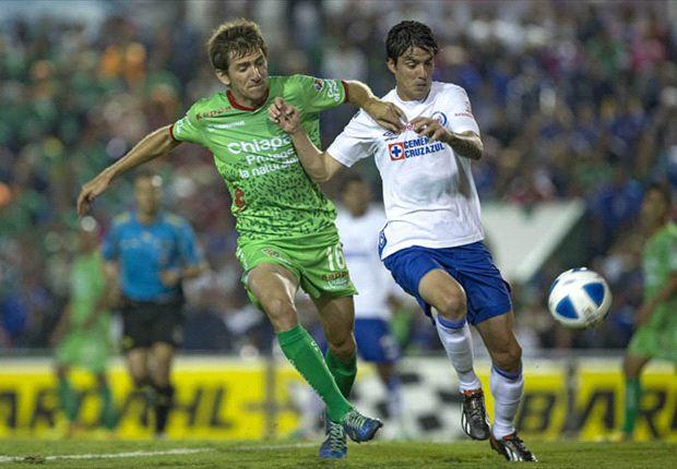 Liga Bancomer MX: Chiapas 0-1 Cruz Azul l Pitó en la Selva