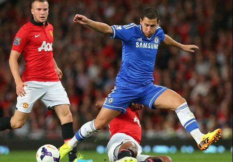 Blues Put United Under Pressure