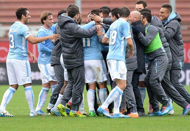 Kann Lazio auch gegen Juventus jubeln?