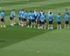 Bale y Ramos regresan con el grupo