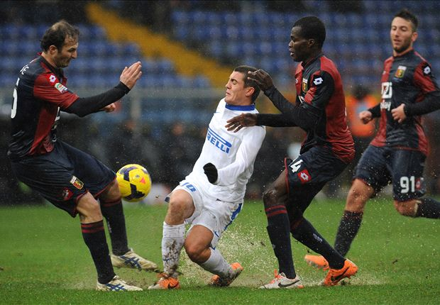 Genoa 1-0 Inter: Antonelli makes the difference