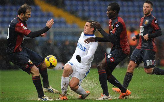 Genoa Inter Kovacic 19012014