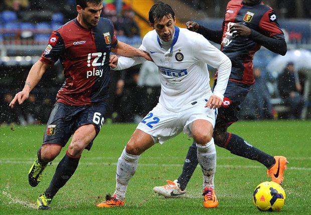 Inter kalah 1-0 dari Genoa