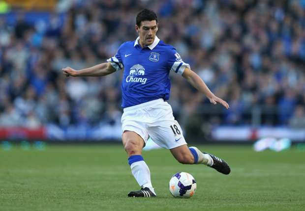 Barry wants Everton stay