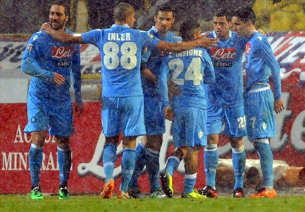 El Nápoles habría intentado fichar jugadores del Barcelona