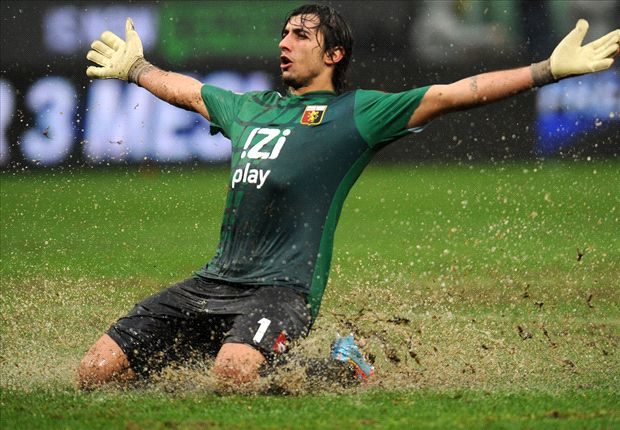 Perin rules out Milan move