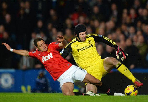 Chicharito scores in Manchester United defeat