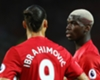 Pogba and Zlatan reign over Old Trafford