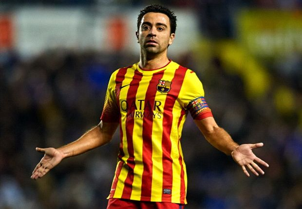 Debate: Should Xavi start for Barcelona against Manchester City?