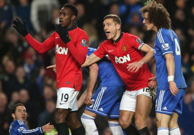 Vidic: Title race is over for Man Utd