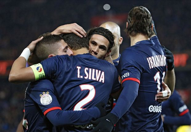 Paris Saint-Germain 5-0 Nantes: Five-star Parisiens storm to victory